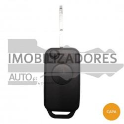 CAPA MERCEDES-BENZ - 1 BOTÃO - 001