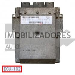 ANULAR IMOBILIZADOR ALFA ROMEO/ FIAT/ LANCIA DCU102