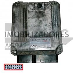 ANULAR IMOBILIZADOR AUDI/ SEAT/ SKODA/ VOLKSWAGEN EDC17CP24