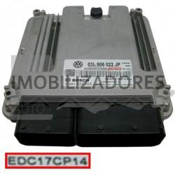 ANULAR IMOBILIZADOR AUDI/ SEAT/ SKODA/ VOLKSWAGEN EDC17CP14