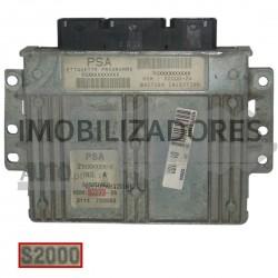 ANULAR IMOBILIZADOR CITROEN / PEUGEOT S2000
