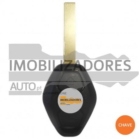 CHAVE BMW - 2 BOTÕES - 001