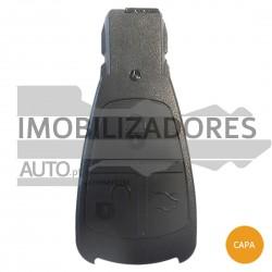 CAPA MERCEDES-BENZ - 3 BOTÕES - 001