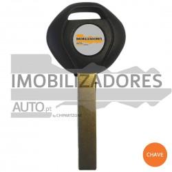 CHAVE BMW - 1 BOTÕES  - 002